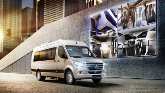 Mercedes-Benz Sprinter Tourist Bus Comfort 516 в лизинг